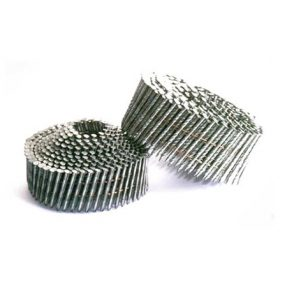 15° Wire Coil Nail